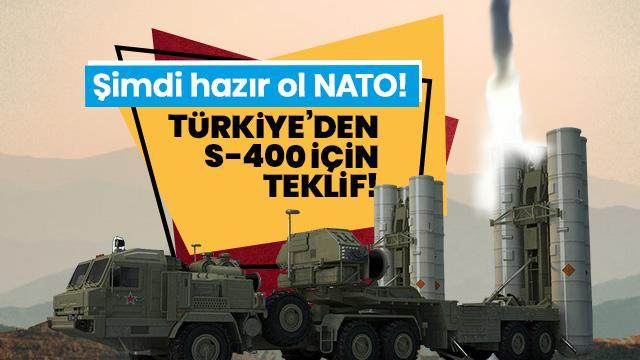 Türkiye'den S-400 açıklaması!