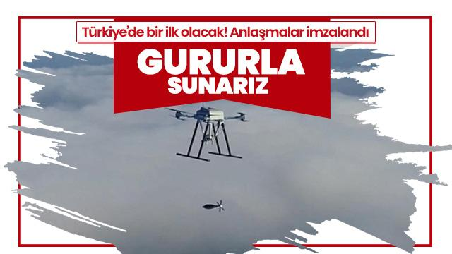 Anlaşma imzalandı... Türkiye'de bir ilk olacak!