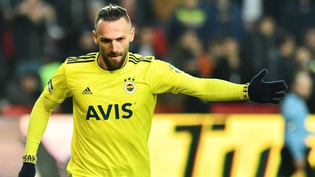 Vedat Muriqi, Başakşehir maçında sahada