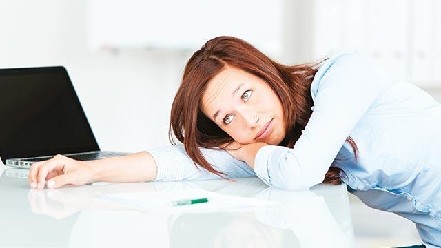 Tembellik değil, kronik yorgunluk sendromu olabilir