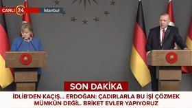 Başkan Erdoğan'dan flaş Libya açıklaması: Tercih değil, yükümlülüktür