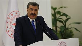 """Sağlık Bakanı Fahrettin Koca'dan """"Corona"""" virüsü hakkında yeni açıklama!"""