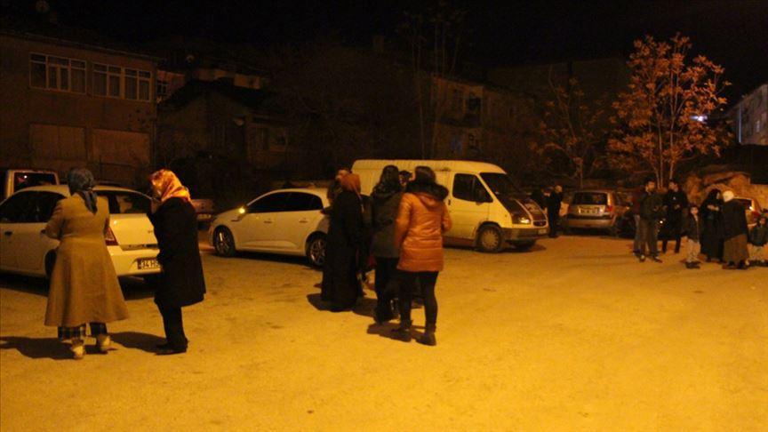Elazığ'daki deprem Suriye'de de hissedildi