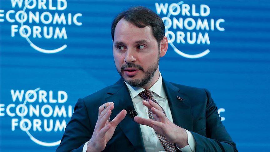 Hazine ve Maliye Bakanı Berat Albayrak: Dünyayı şaşırttık