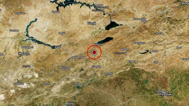Elazığ'da 6.8 büyüklüğünde deprem! Artçı depremler devam ediyor