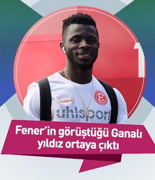 Fenerbahçe'nin Nana Opoku Ampomah transferine bonservis engeli