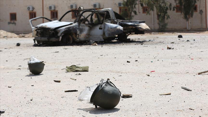 Tunus Cumhurbaşkanı ve Almanya Dışişleri Bakanı 'Libya krizini' görüştü