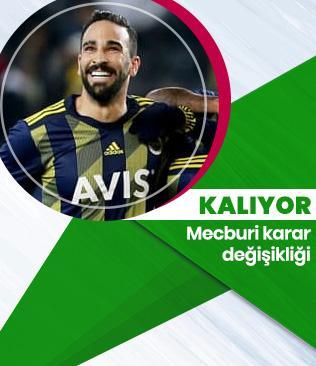 Fenerbahçe'de mali sıkıntılar Adil Rami'nin gidişini engelleyebilir