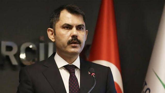 Bakan Kurum: Kırkağaç'ta ve Akhisar'da yüzer konut inşasına başlayacağız
