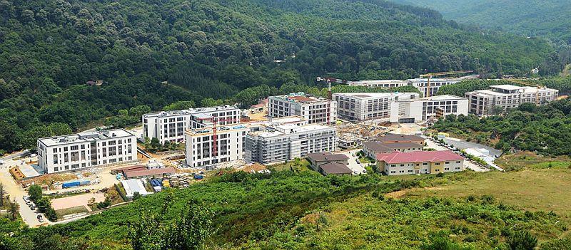 Türk-Alman Üniversitesi nerede? Türk-Alman Üniversitesi yeni binaları nerede?