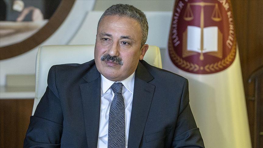 HSK Başkanvekili Yılmaz: 400 hakim savcı ile ilgili soruşturma var