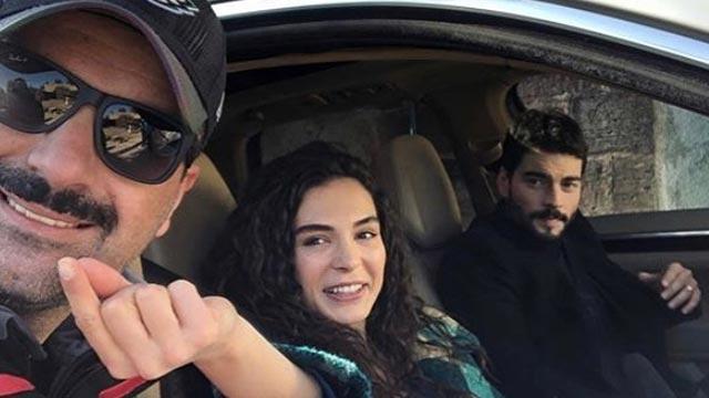 Ebru Şahin ile Akın Akınözü'lü eğlenceli Hercai seti