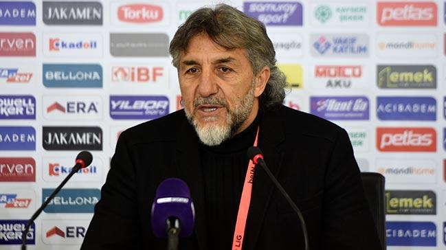 Adnan Erkan: Penaltının iptal edilmesi direnci artırdı