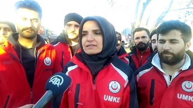 Sağlık personeli Emine Kuştepe, o anları anlattı! Enkaz altında kalan vatandaşın ses kayıtları yayınlandı