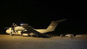 Deprem yardımları askeri kargo uçaklarıyla bölgeye gönderiliyor