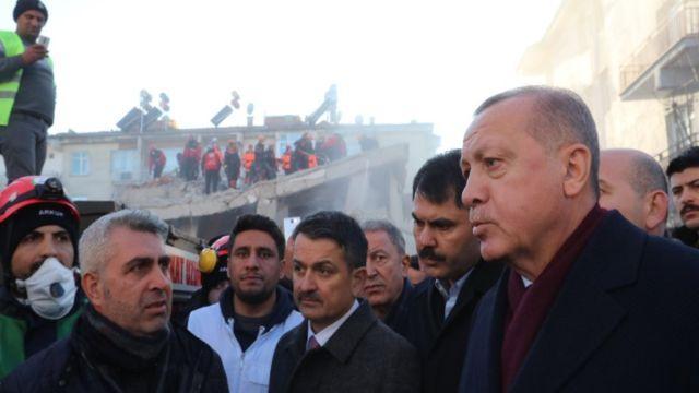 Başkan Erdoğan: Zemin etütlerinden sonra inşaatları yapacağız