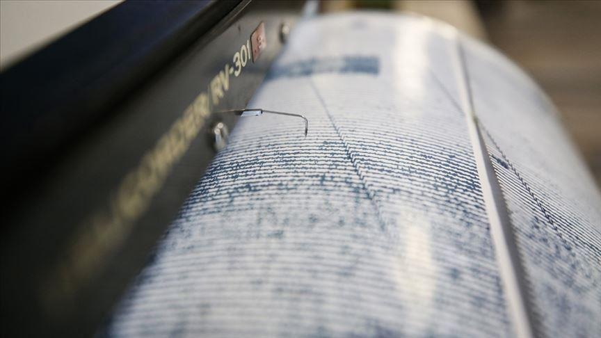 Manisa'da 4 büyüklüğünde deprem meydana geldi