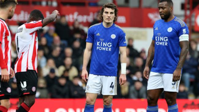Çağlar Söyüncü 90 dakika oynadı Leicester turladı