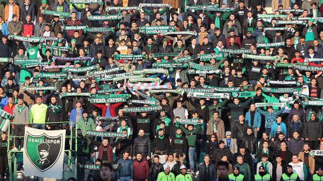 Denizlispor, Antalyaspor maçının gelirini depremzedelere bağışlayacak