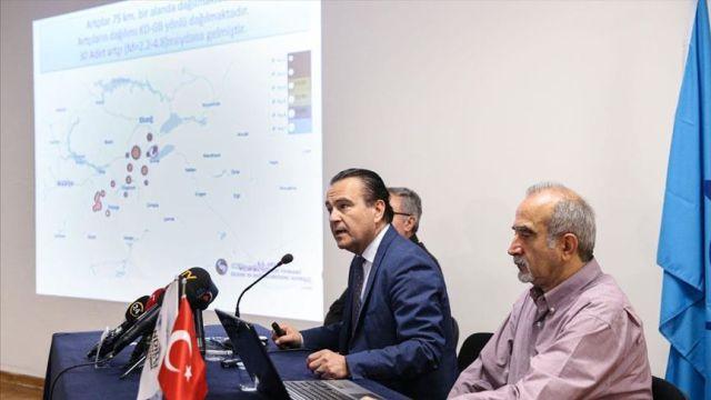 Kandilli: Elazığ'da artçılar bir hafta sürebilir