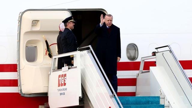 Başkan Erdoğan'ın 'lider diplomasisi' yaşanan krizlerin çözümünde etkin rol oynuyor