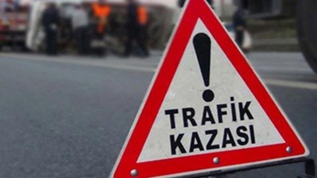 Giresun'un Bulancak ilçesinde trafik kazası: 5 yaralı