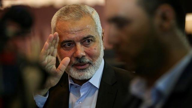Hamas duyurdu: Yüzyılın Anlaşması planına karşı Filistinli gruplarla acil bir toplantı için hazırız