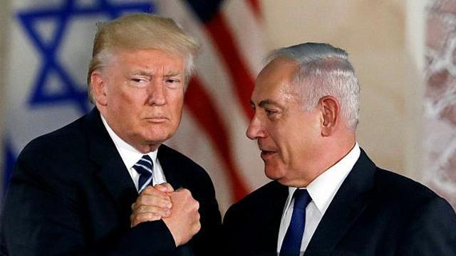 İsrail'den küstah açıklama: Trump'ın planı tarihte bir kez ele geçecek fırsat