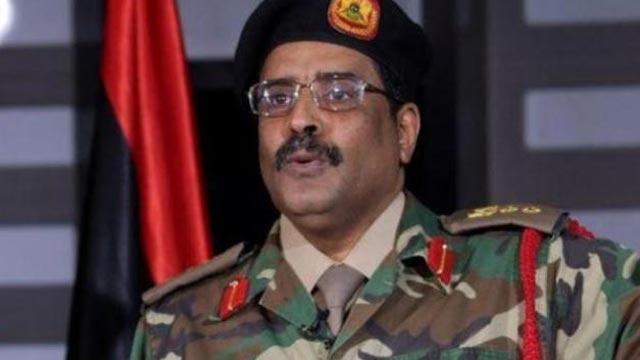 Hafter'in sözcüsü Mismari'den 'Libya' açıklaması: Krizin çözümü siyasi değil ancak silah yoluyladır