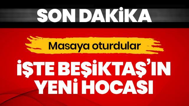 Beşiktaş, Sergen Yalçın ile 1.5 yıllık anlaşmaya vardı