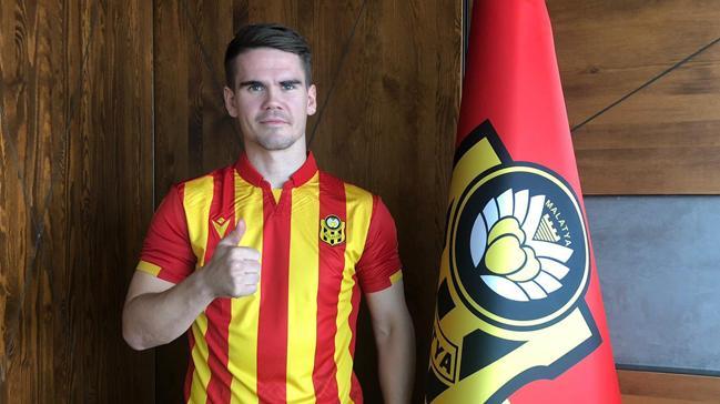 Yeni Malatyaspor, Vidar Örn Kjartansson'u kadrosuna kattı