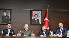 Son Dakika... Bakan Soylu Elazığ'da açıkladı: Evi yıkılana 41 bin lira yardım yapacağız