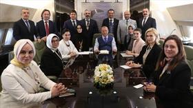 Başkan Erdoğan: Hem Moskova'dan hem Berlin'den kaçan Hafter ateşkesi ihlal ediyor