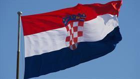 Hırvatistan'da askeri helikopter düştü
