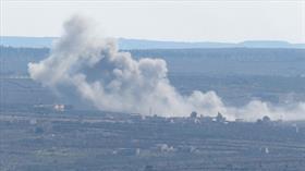 Katil Esed rejimi ve Rusya'nın İdlib'e hava saldırılarında 5 sivil öldü