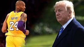 ABD Başkanı Donald Trump'tan Kobe Bryant paylaşımı