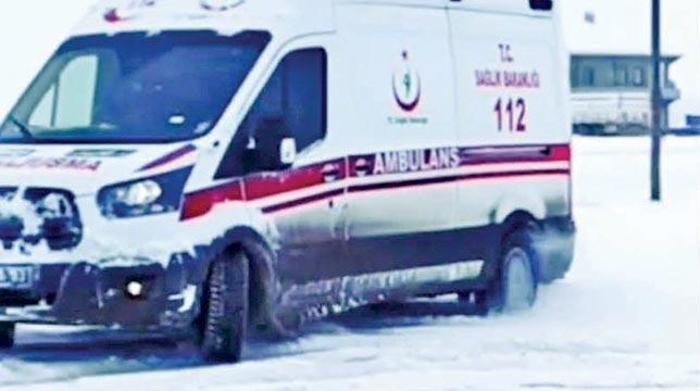 Ambulansla drift