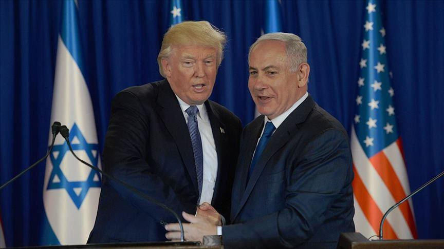 ABD Başkanı Trump, sözde İsrail-Filistin barış planını yarın açıklayacak