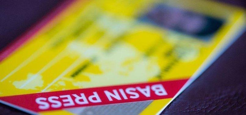 İletişim Başkanı Altun'dan basın kartı yalanlaması