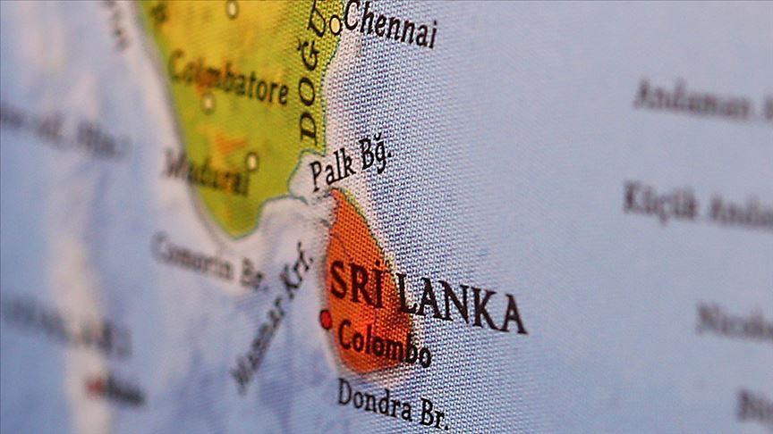 Sri Lanka'da ilk yeni tip koronavirüs vakasına rastlandı