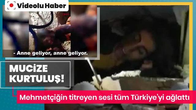 Ayşe Yıldız ve Yüsra bebeğin mucize kurtuluşu! Mehmetçiğin titreyen sesi tüm Türkiye'yi ağlattı
