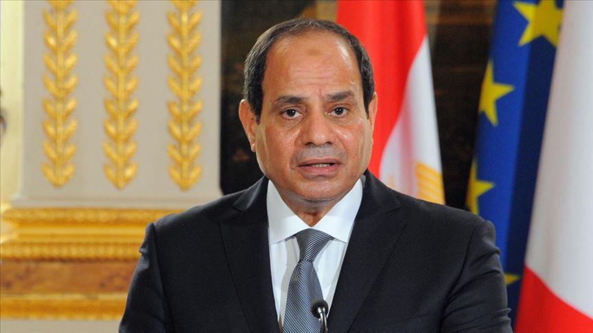 Almanya'da darbeci Sisi'ye nişan verilecek! Ülkede tartışma yarattı