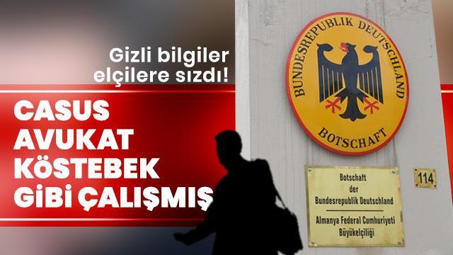 FETÖ VE PKK'lıları kaçıran casus avukat köstebek gibi çalışmış!