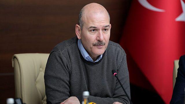 Bakan Soylu'dan HDP'li belediyelerin deprem yardımlarının engellendiği iddialarıyla ilgili açıklama