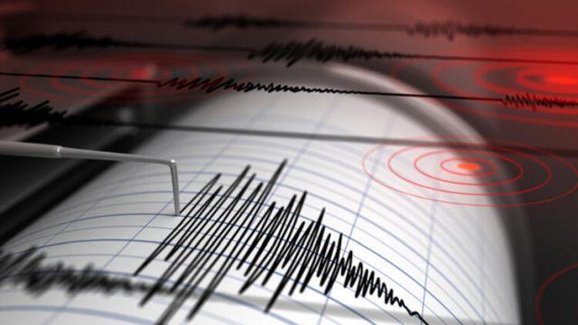 Marmaris'de 5,4 büyüklüğünde deprem