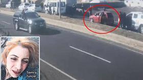 Gri Liste'de aranan kadın terörist, Uzman Çavuş Avcı'nın kullandığı araçta yakalandığı ortaya çıktı