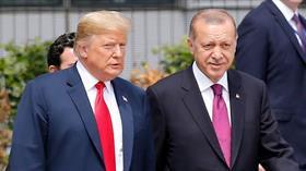 Başkan Erdoğan ile ABD Başkanı Trump telefonda Libya ve İdlib'i görüştü