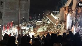 Cumhurbaşkanlığı İletişim Başkanlığı Elazığ depreminde son durumu paylaştı