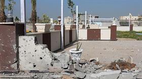 Libya'da darbeci Hafter katliamı: Trablus'ta bir okulun bahçesine saldırı düzenledi