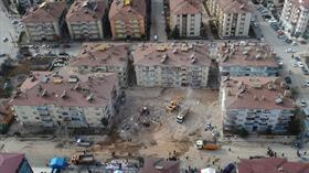 Elazığ'da hasar tespit çalışmaları en geç bir hafta içinde bitirilecek